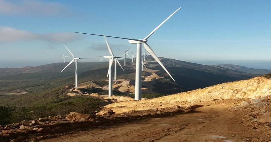 STAM a achevé la construction du parc éolien Khalladi