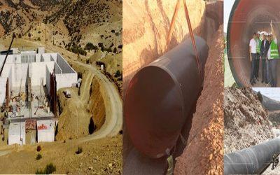 Projet Hydroagricole de la plaine du SAISS