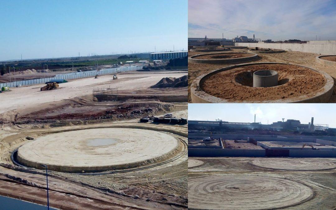 Projet de Terminal pétrolier de WINXO à Jorf Lasfar